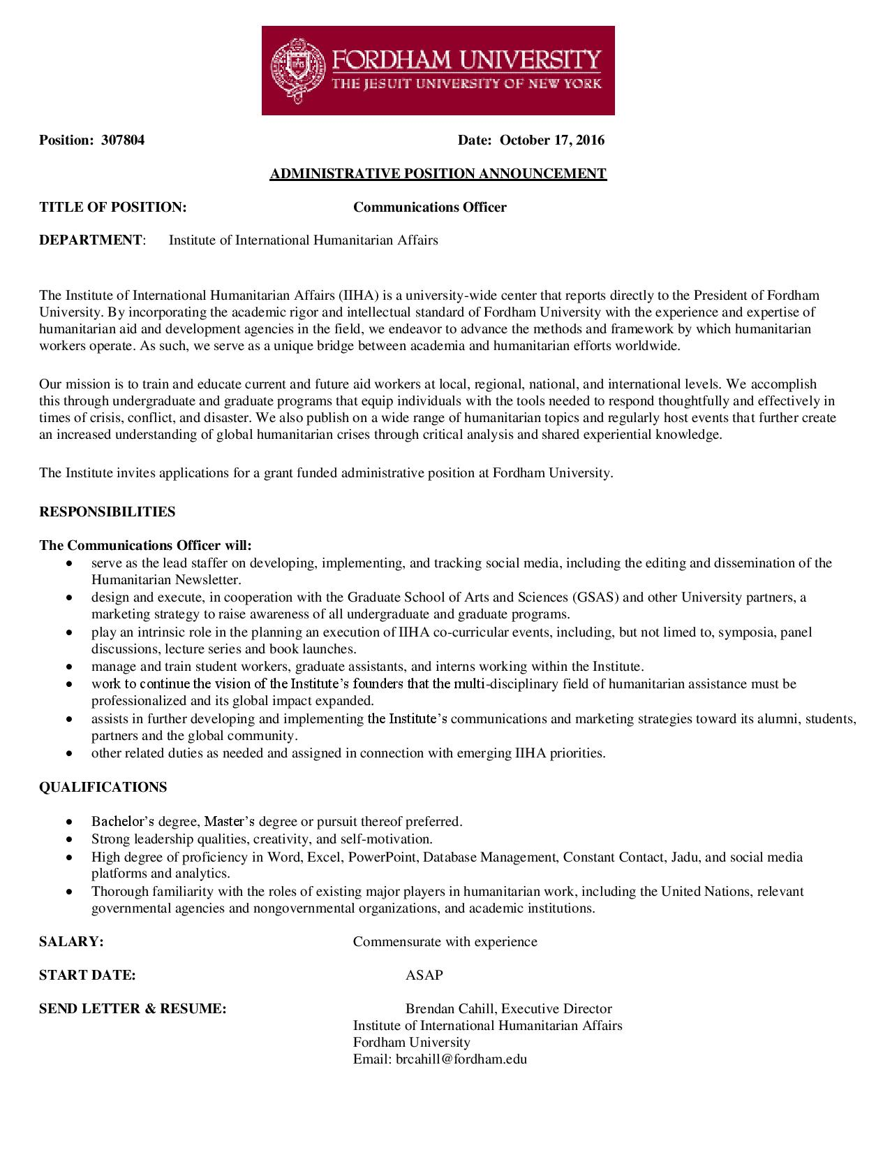 communications-officer